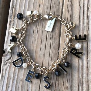 Dolce & Gabbana RARE Desire Charm Bracelet!